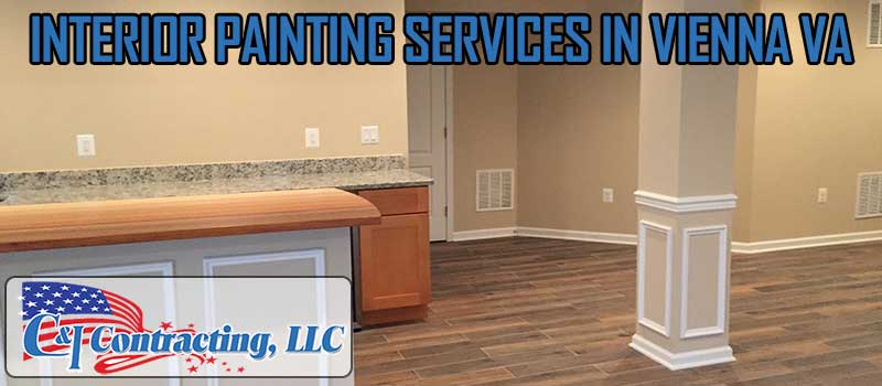 Interior Painting Services in Vienna VA