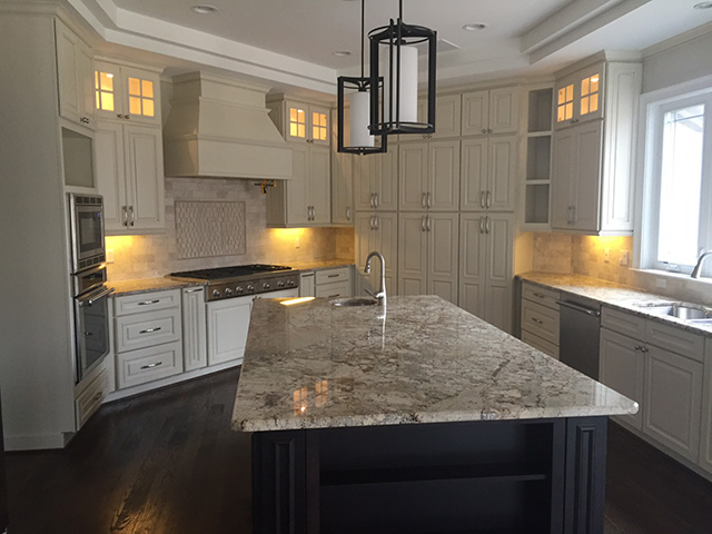 Kitchen and bathroom remodeling services in Reston VA